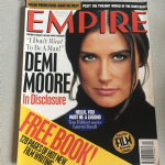 Empire Magazine April 1994 issue 70 Demi Moore